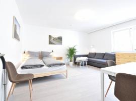 Geräumige, moderne 1-Zimmer Wohnung +Parkplatz