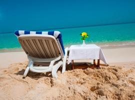 Aida Beach Club - El Alamein, Эль-Аламайн