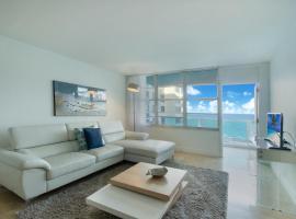 Ocean & Bayfront Apartment in Miami Beach