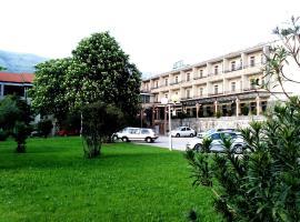 Hotel Leotar, Trebin