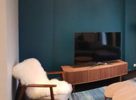 Appartement Cosy avec Terrasse au calme