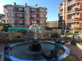 Hotel-pansionat Lesnoe