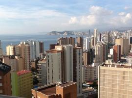 Apartamentos Emperatriz Benidorm