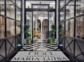 Hotel Casa Palacio María Luisa