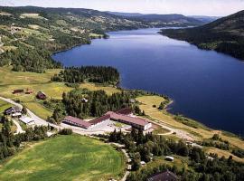 Valdres Høyfjellshotell, Steinsetbygdi