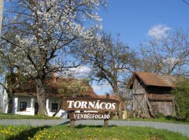 Őrségi Tornácos Vendégfogadó, Felsőszenterzsébet (рядом с городом Nemesnép)