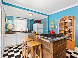 A Charming Victorian Home