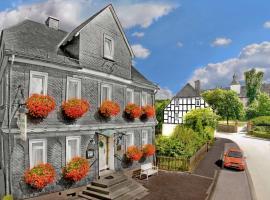 Hotel-Pension Haus Erna, Bad Berleburg (Meckhausen yakınında)