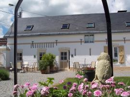 La Maison de Clélie, Villers-sur-Authie (рядом с городом Colline-Beaumont)