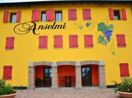Là Di Anselmi, Palazzolo dello Stella (Marano Lagunare yakınında)