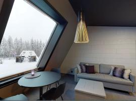 Glass Resort Loft Suite