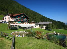 Alpenhotel Neuwirt, Šlādminga