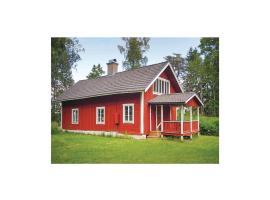 Three-Bedroom Holiday Home in Katrineholm