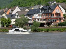 Ferienwohnungen Moselstausee, Oberfell