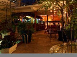 The Chancellor Hotel, Saint Ann's