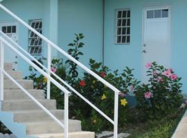 Lamblion Holiday Apartment, Freemans (Cassada Gardens yakınında)
