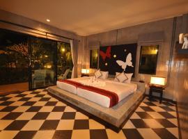 Loft Garden Villa in Khao Lak, Thailand