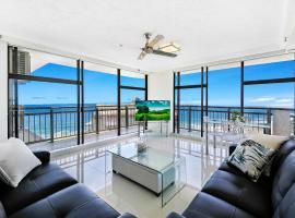 Beachcomber Holiday Apartment