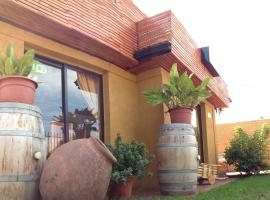Economy Hostel Tierra Noble Bed and Breakfast