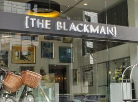 Art Series - The Blackman