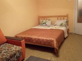 Апартаменты с 2мя комнатами Авиаторов 12