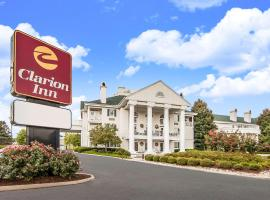 Clarion Inn Willow River