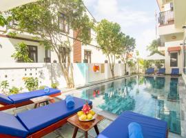 Summer holiday villa