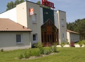 Hôtel Le Grand Chêne, Gièvres (рядом с городом Menetou-sur-Nahon)