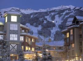 Studio suite located in the heart of Whistler village