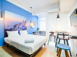 Homey Studio The Nest Apartment By Travelio