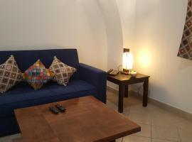 Kafr El Gouna Downtown Spacious Apartment