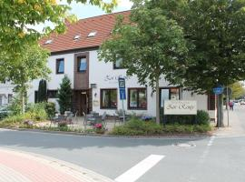 Hotel Central Zur Rampe, Wildeshausen (Groß Köhren yakınında)
