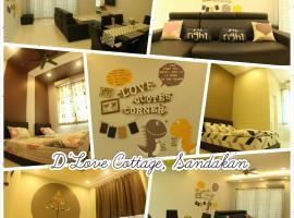 D'Love Cottage Sandakan