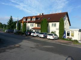Hotel Panorama, Niederfüllbach (Ebersdorf bei Coburg yakınında)