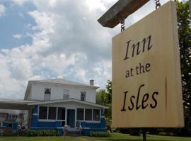 Inn at the Isles, Isle la Motte (Saint-Bernard-de-Lacolle yakınında)