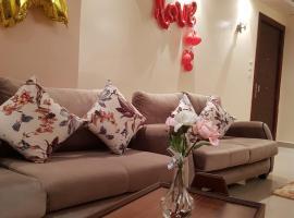 Wafaa Apartment at Madinaty
