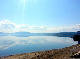 White Village Park Iskar Lake, Pasarel (Borika yakınında)
