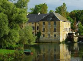 Residence Moulin Le Cygne, Stenay (рядом с городом Quincy-Landzécourt)