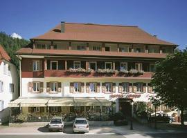 Hotel Löwen, Todtmoos