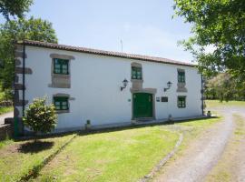 Casa Blanco, Палас-де-Рей (рядом с городом Пидре)