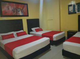 Hotel Santa Barbara Barranquilla