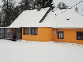 Chata Na Kovárně