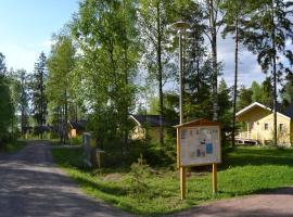 Matilda VIP Cottages, Matildedal