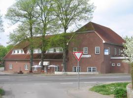 Landgasthof Strenz, Lüssow