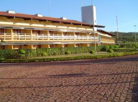 Hotel Thermas Bonsucesso, Jataí