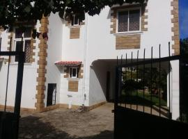 3 bedroomed house in a gated community