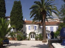 Hotel Villa Provencale, Кавалер-сюр-Мер