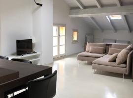Loft open space Parma