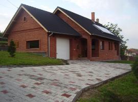 Gerendás Vendégház, Kakasd (рядом с городом Bonyhád)