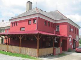 Penzion Restaurace u Kláry, Bludov (Ruda nad Moravou yakınında)